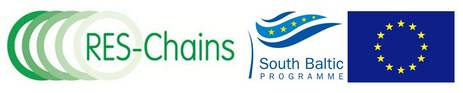 Logo EU-Projekt 'RES-Chains'