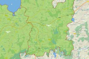 Bodenrichtwertkarte für Grünlandzonen NWM